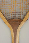 Pair Of Early H. Richardson Lawn Tennis Rackets.