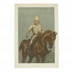 Vanity Fair Print 'The Cavalry Division'