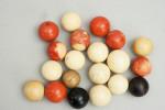 Selection Of Ivory Billiard Balls, Bagatelle Balls