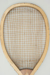 George Bussey 'The Oxonian' Lawn Tennis Racket