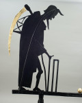 Antique Cricket Weathervane, Lords Father Time