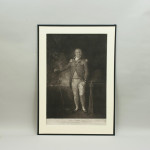 Henry Callender ESQ, Golf Mezzotint, Blackheath Golf Club