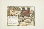 Motoring Perrier Book, Motoritis Book Illustrated by Charles Crombie