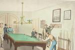 Vintage Billiards Print