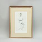 Vanity Fair Tennis Print 'Baby'