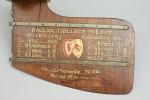 Rowing Rudder, Balliol College 1st Eight 1936