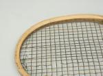 Fishtail Lawn Tennis Racket, The Match