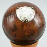 Cricket Trophy, Hat Trick with Cricket Bats