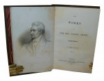 The Works of the Rev. Sydney Smith WITH A Memoir of the Reverend Sydney Smith with a Selection of His Letters