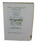 The Compleat Angler - Or the Contemplative Man's Recreation
