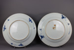 Pair of Large Dishes