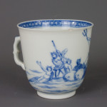 Neptune Cup and Saucer