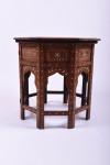 Hoshiarpur bone inlaid table