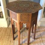 Anglo Indian Moorish table