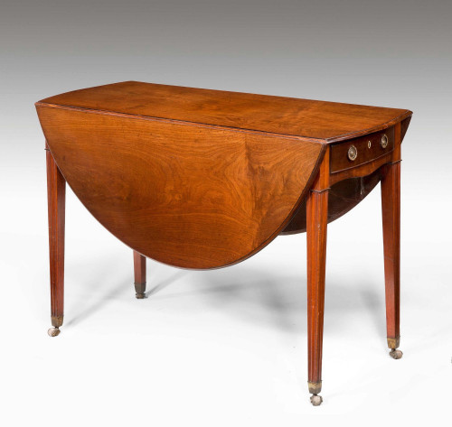 Late 18th Century Drop Leaf Table
