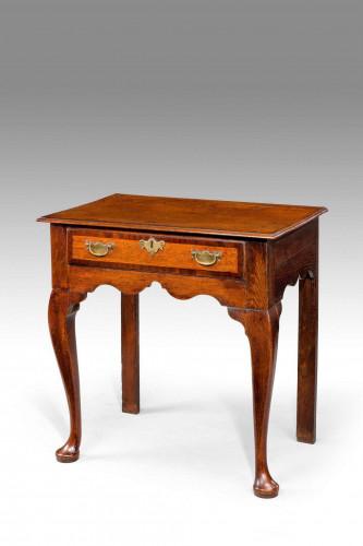 Mid 18th Century Oak Lowboy