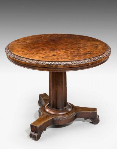 Regency Period Centre Table