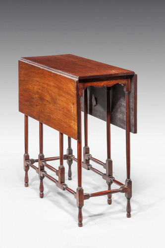 """George III Period """"Spider"""" Table."""