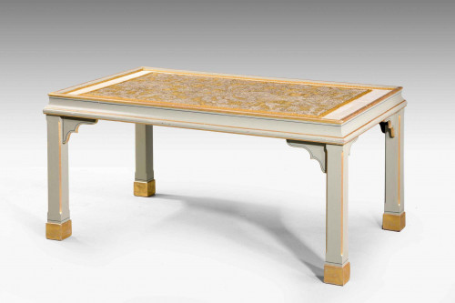 A Fine Low Rectangular Table
