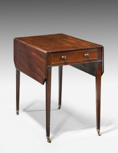 George III Period Pembroke Table