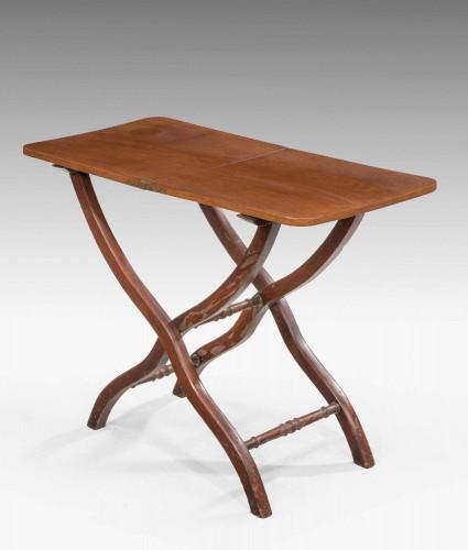 19th Century Mahogany Coaching Table