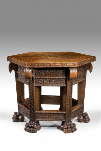 Mid 19th Century Centre Table.
