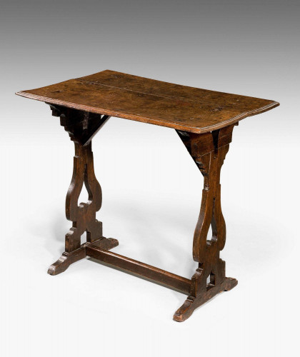 Late 17th Century End Support Table