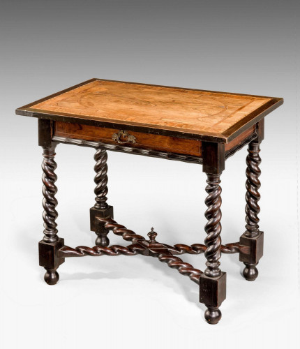 Early 18th Century Portuguese Table