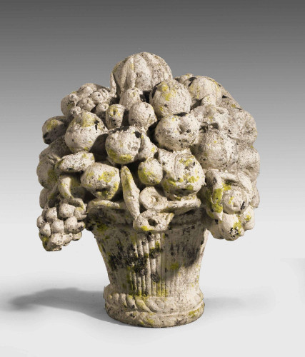 A Pair of 19th Century Terracotta Flower Pots