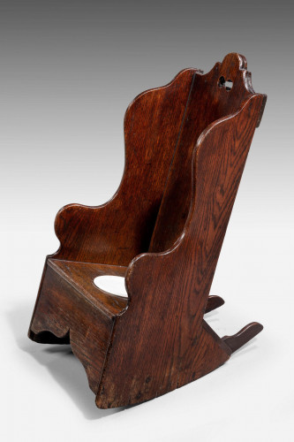 Early 19th Century Childs Rocking Chair