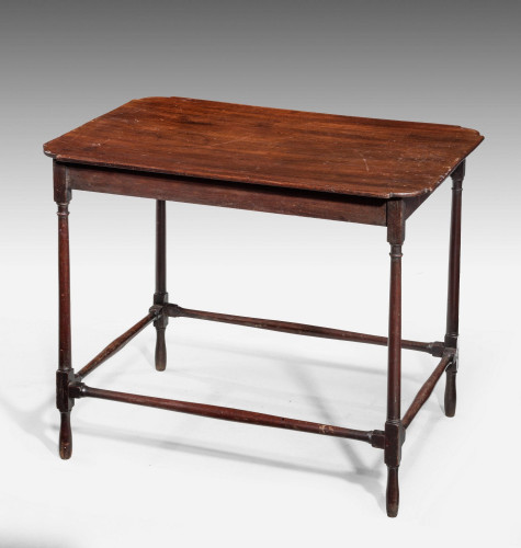 Late 18th Century Mahogany Occasional Table