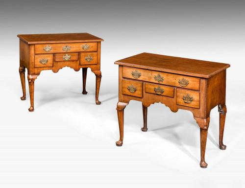 Pair of George II Period Lowboys