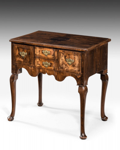 Mid 18th Century Walnut Lowboy