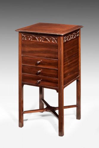Mid 20th Century Mahogany Work Table