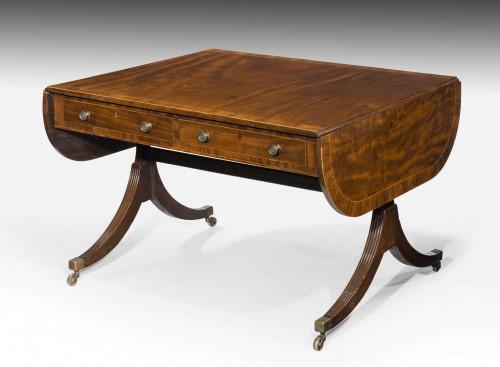 George III Period Sofa Table