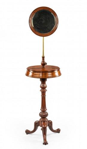 Mid 19th Century Mahogany Gentleman's Dressing Stand