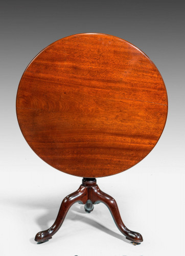 Chippendale Period Mahogany Supper Table