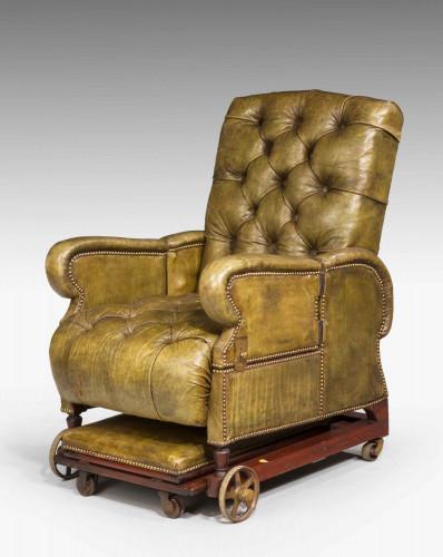 19th Century Invalids Chair