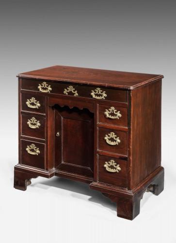 George II Period Kneehole Desk