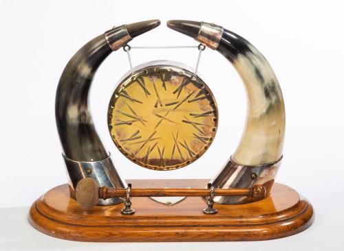 Victorian Desk Gong