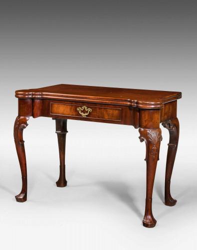 Mid 18th Century Card Table