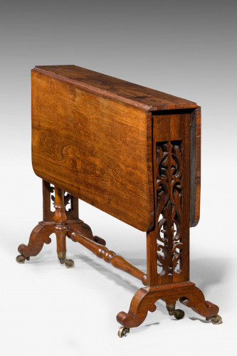 19th Century Rosewood Sutherland Table.
