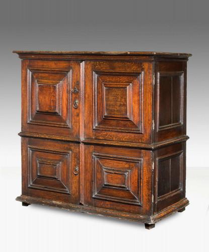 Late 17th Century Oak Cupboard
