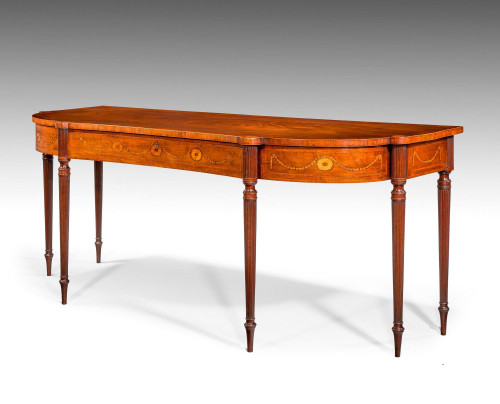 George III Period Serving Table