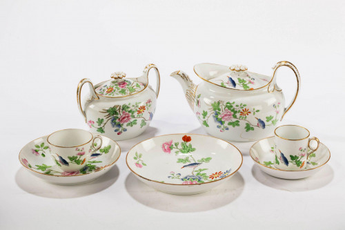 Small Collection of Wedgwood Cuckoo Pattern Tea Ware