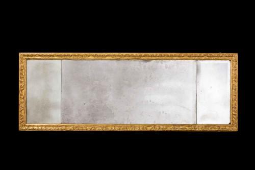 18th Century Queen Anne Period Landscape Mirror