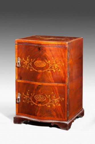 George III Period Pedestal Cupboard