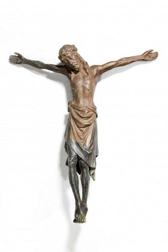 19th Century Italian Crucifixion