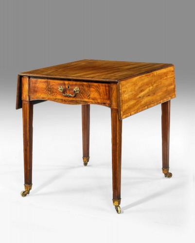 Chippendale Period Pembroke Table