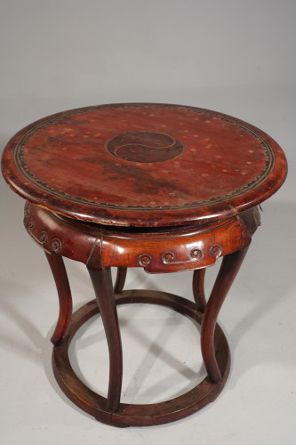 An Early 20th Century Circular Chinese Table